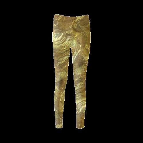 trendy Metal Art 10 Cassandra Women's Leggings (Model L01)