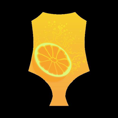 Juicy Orange VAS2 Strap Swimsuit ( Model S05)