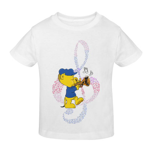 Ferald's Musical Rumpus Sunny Youth T-shirt (Model T04)