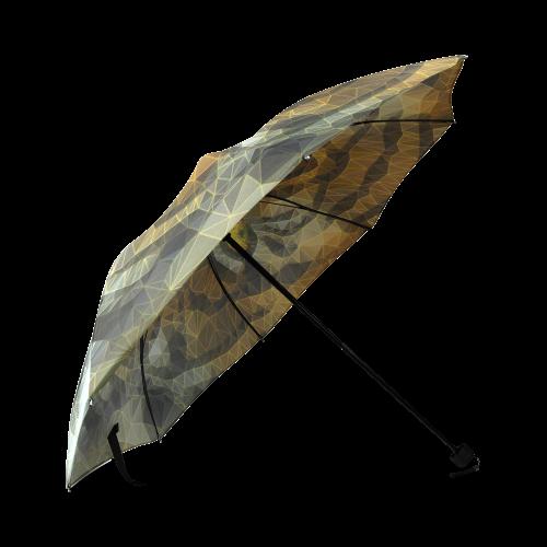 polygon tiger Foldable Umbrella (Model U01)