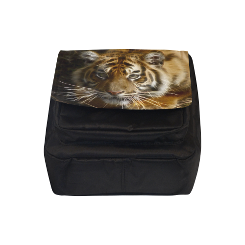 Tiger20151206 Crossbody Nylon Bags (Model 1633)