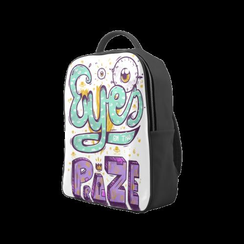 Eyes On The Prize Popular Backpack (Model 1622)