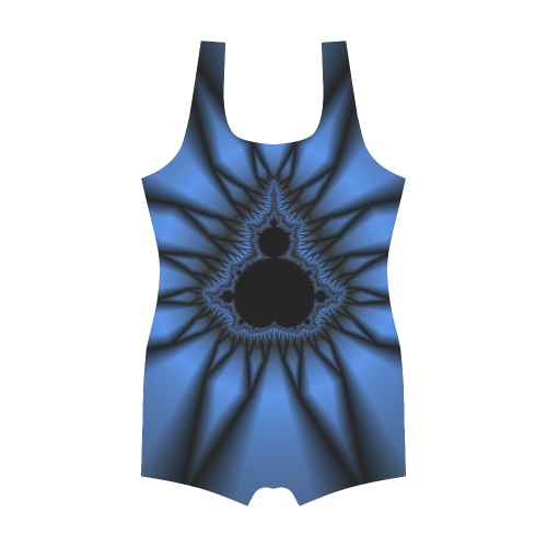 fractal Classic One Piece Swimwear (Model S03)
