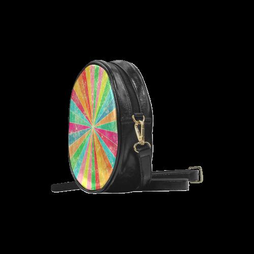 Beautiful Round Sling Bag (Model 1647)