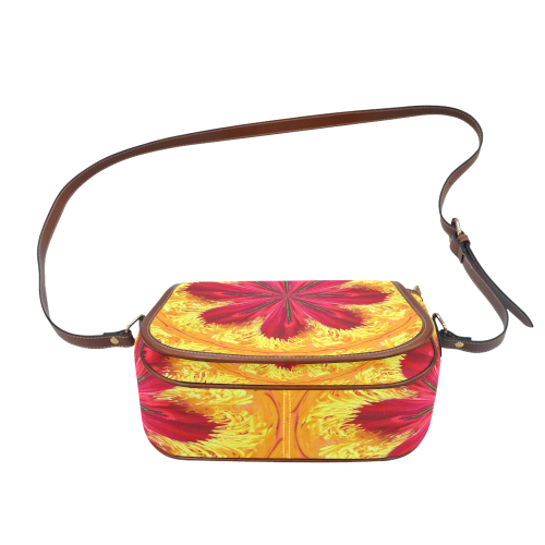 The Ring of Fire Saddle Bag/Large (Model 1649)