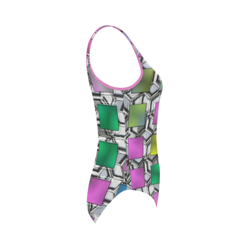 Square Nr1b Vest One Piece Swimsuit