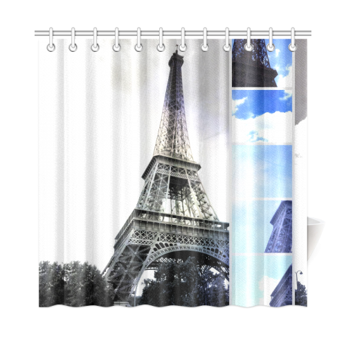 Eiffel Tower Window Curtains 28 Images Set Of Two