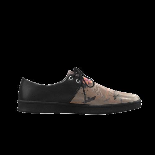 The eiffel tower Brogue Lace Up Men's shoes (Model 024)