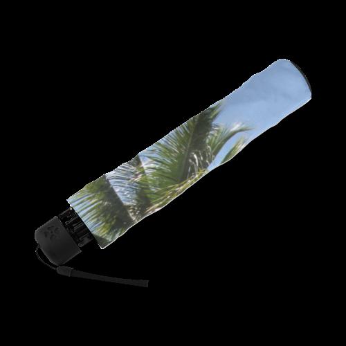 Isla Saona Caribbean Paradise Beach Foldable Umbrella (Model U01)