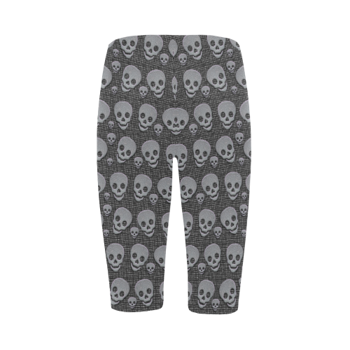 SKULLS REVOLUTION Hestia Cropped Leggings (Model L03)
