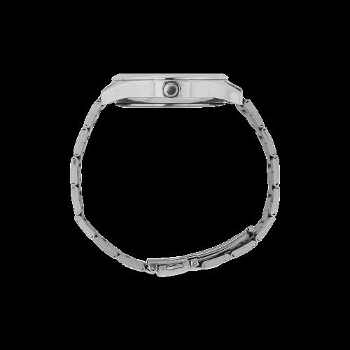 VEGAN CALF Men's Stainless Steel Watch(Model 104)