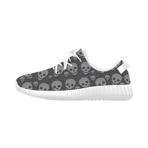 SKULLS EVOLUTION II Grus Women's Breathable Woven Running Shoes (Model 022)