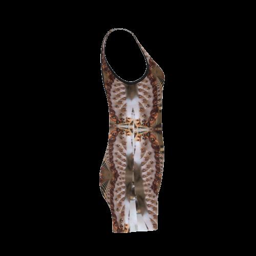 Annabellerockz-ethnic-style-Classic One Piece Swimwear Classic One Piece Swimwear (Model S03)