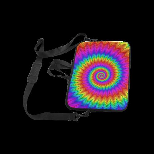 Psychedelic Rainbow Spiral Macbook Air 11''