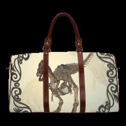 Katzenengel Waterproof Travel Bag Small (Model 1639)  6f29998760559