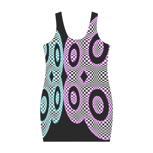 PARANOIA Medea Vest Dress (Model D06)