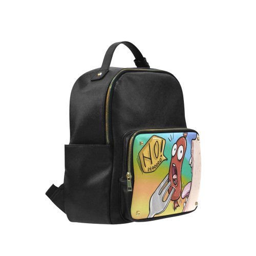 Sausage Party Campus backpack/Large (Model 1650)