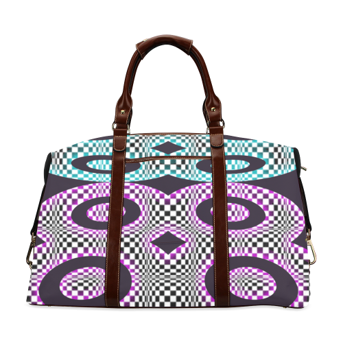 PARANOIA Classic Travel Bag (Model 1643)