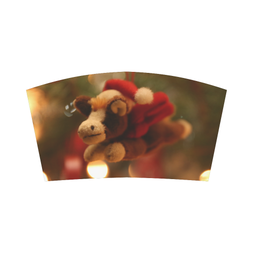 Christmas Pony Bandeau Top