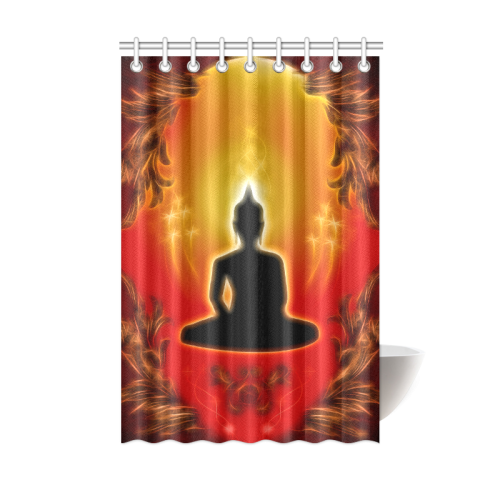Buddha Shower Curtain 48x72