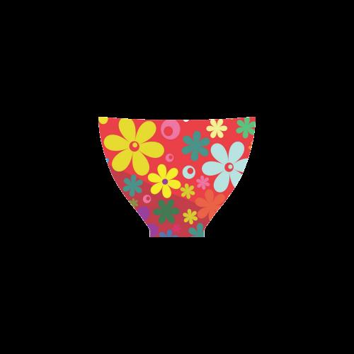 Floral20160405 Custom Bikini Swimsuit