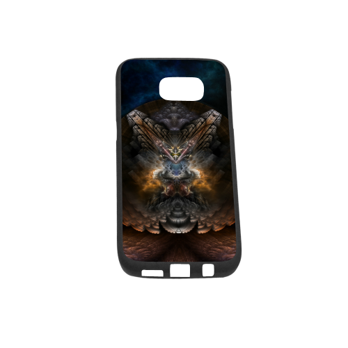 Orthricon Fractal Fantasy Samsung Galaxy S7 Edge Rubber Case Rubber Case for Samsung Galaxy S7 edge