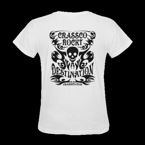 SKULL DESTINATION Sunny Women's T-shirt