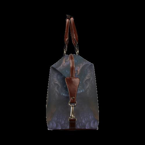 Orthricon Fractal Fantasy Classic Travel Bag Classic Travel Bag (Model 1643)