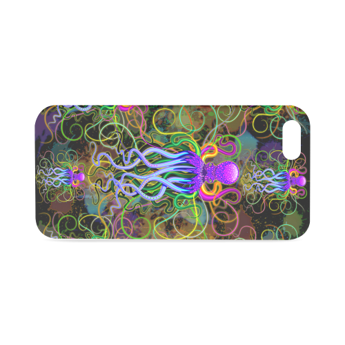 Octopus Psychedelic Luminescence Hard Case for iPhone 5/5s