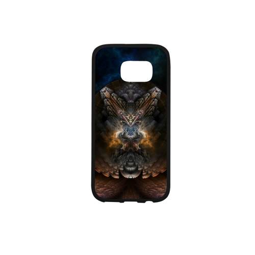 Orthricon Fractal Fantasy Samsung Galaxy S7 Rubber Case Rubber Case for Samsung Galaxy S7