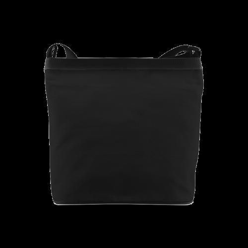 Flamingo and Beach Crossbody Bags (Model 1613)