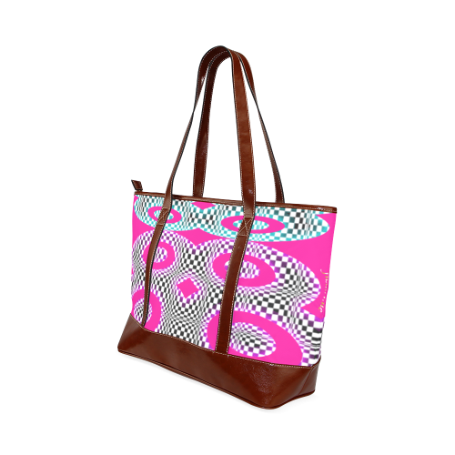 PARANOIA Tote Handbag (Model 1642)