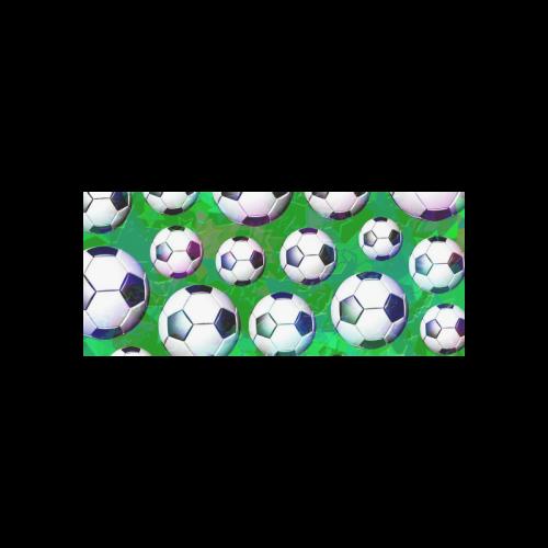 Soccer Ball Football Pattern Cazorla Sports Bottle(13.5OZ)