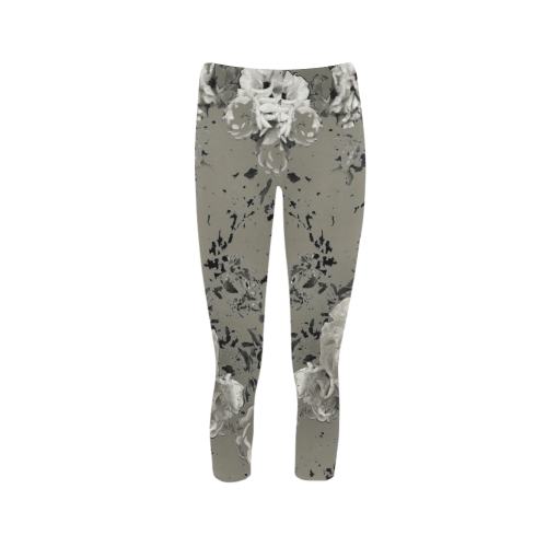 Spring R Sprung Capri Legging (Model L02)