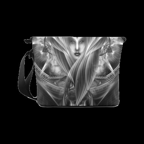 Destiny's Vision Crossbody Bag Crossbody Bag/Large (Model 1631)