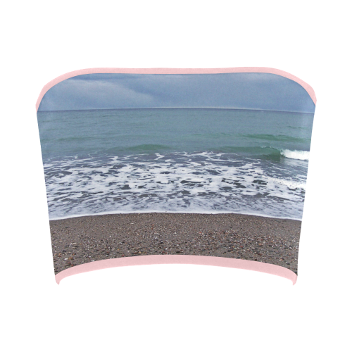 Foam on the Beach Bandeau Top