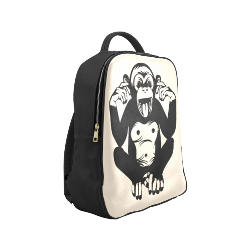 Monkey-Baby Popular Backpack (Model 1622)
