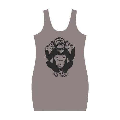 Monkey-Baby Medea Vest Dress (Model D06)