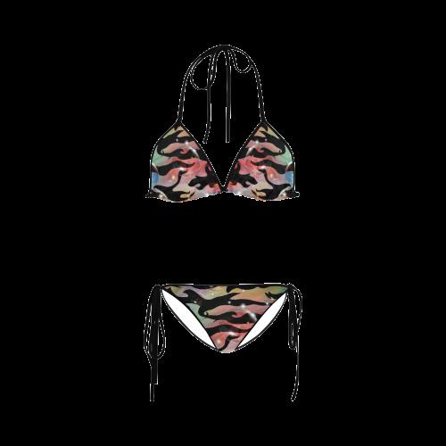 FUN-ky Zebra Swimsuit Custom Bikini Swimsuit