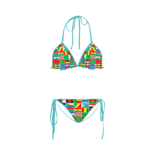 AFRICA Custom Bikini Swimsuit