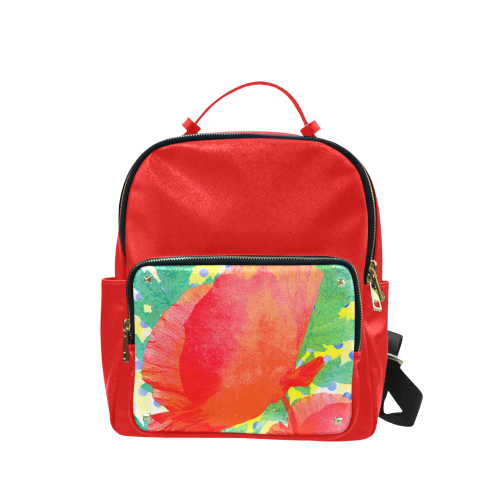 Poppy and Dots Campus backpack/Large (Model 1650)