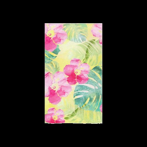 "Tropical Dream Custom Towel 16""x28"""