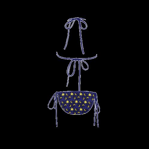 Stars N Moons Custom Bikini Swimsuit