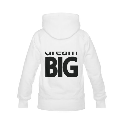 Dream Big Men's Classic Hoodies (Model H10)