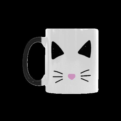 Katty Cup Custom Morphing Mug