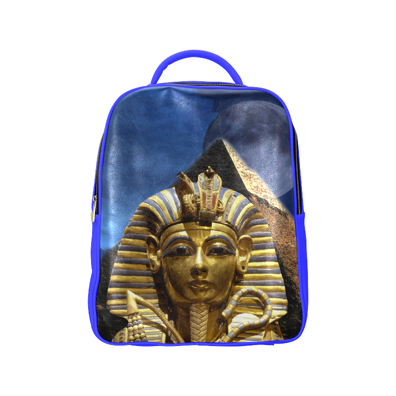 King Tut And Pyramid Popular Backpack Model 1622 Id