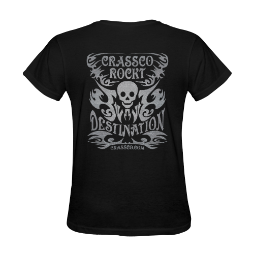 CRASSCO ROCKT Sunny Women's T-shirt