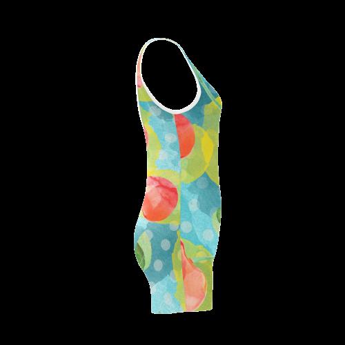 Cherries Classic One Piece Swimwear (Model S03)