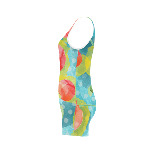 Cherries Classic One Piece Swimwear (Model S03)