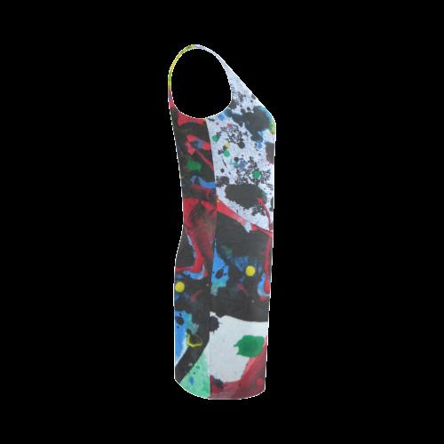 SxismaFashion Impressionism-1 Medea Vest Dress (Model D06)